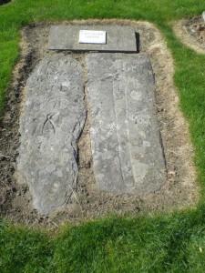 ab templar grave perthsire