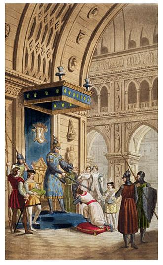 Knights Templar Initiation
