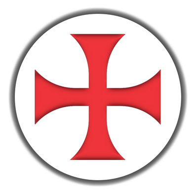 Free Templar cross graphics