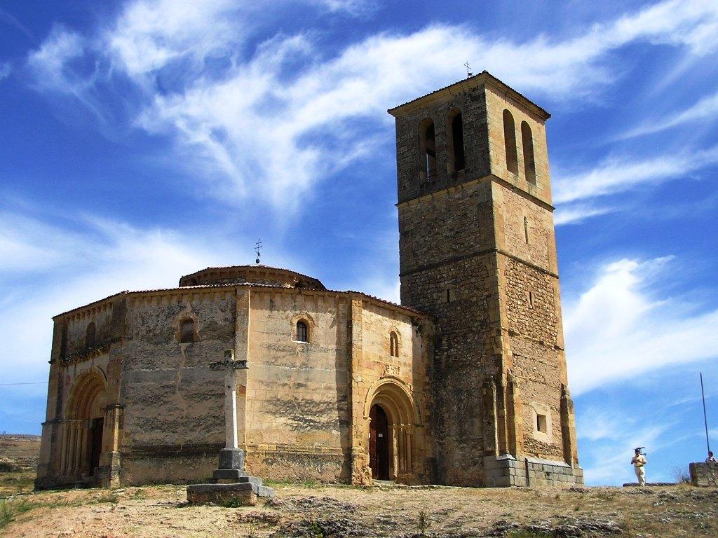 Vera Cruz in Segovia