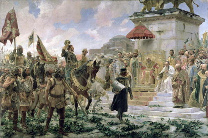 The Arrival of Roger de Flor