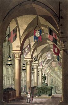 Knights Templar Vault