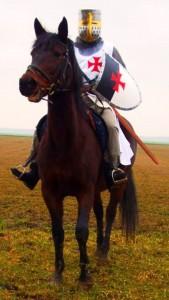 templar-on-horse