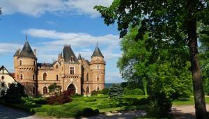 Château de Maulmont (Puy-de-Dôme)