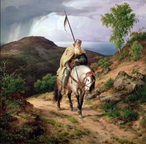 Lessing, the last Crusader